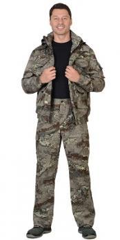 """Костюм """"Пума"""" : куртка кор., брюки КМФ """"Питон"""""""