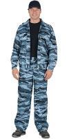 """Костюм """"СТРАЖ"""": куртка, брюки (тк. гретта) КМФ ОМОН"""