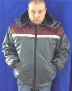 """Куртка """"Водитель"""" короткая мужская"""