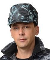 Кепи охранника утеплённое_1