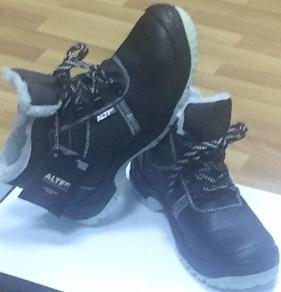 """Ботинки """"Альтер"""" утепленные"""