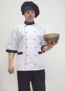 Костюм повара белый