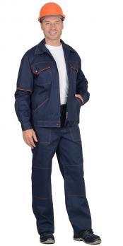 "Костюм ""ПРОФИ-2"" куртка, брюки 100% Х/Б"